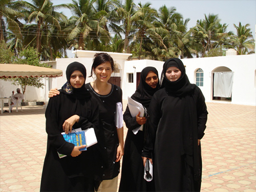 Teaching-Activities-Oman